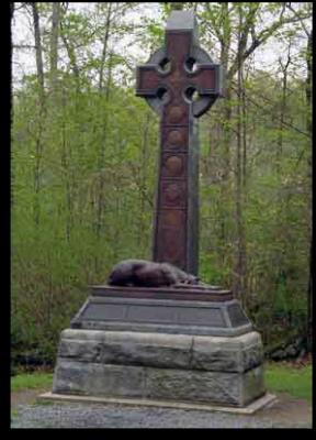Irish Brigade monument